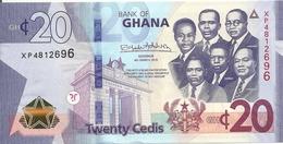 GHANA 20 CEDIS 2019 UNC P New - Ghana