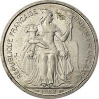 Monnaie, Nouvelle-Calédonie, 5 Francs, 1952, Paris, TTB+, Aluminium, KM:4 - New Caledonia