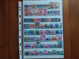 SAN MARINO - Lotto 100 Francobolli Differenti Anni '40/'60 Timbrati + Spese Postali - San Marino