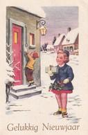 Y Gelukkig Nieuwjaar - Nouvel An