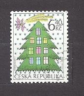 Czech Republic 2002 Gest. ⊙ Mi 336 Sc 3182 Christmas.Tschechische Republik. - Czech Republic