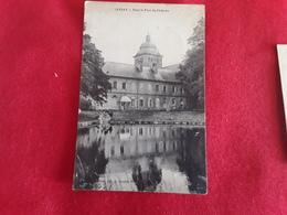 No 200  Manche  50   Lessay     Château  Animée  1915 - Autres Communes