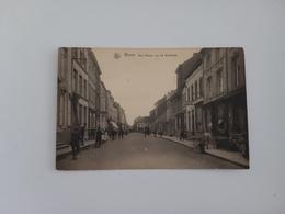 WAVRE Rue Neuve, Rue De BRUXELLES - Wavre