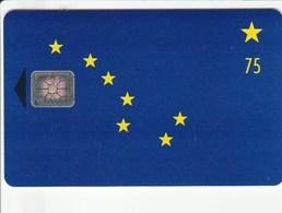 Alaska - Alaska State Flag - 75 Un - Télécartes