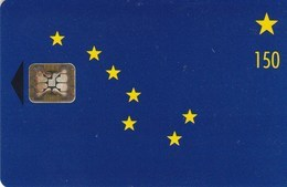 Alaska - Alaska State Flag - 150 Un - Télécartes