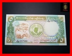 SUDAN 5 £  1990 P. 40 C  UNC - Sudan