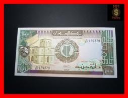 SUDAN 100 £ 1989 P. 44 B  UNC - Sudan