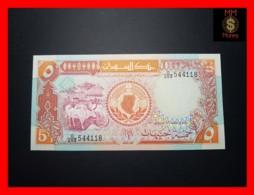 SUDAN 5 £  1991 P. 45  UNC - Soedan