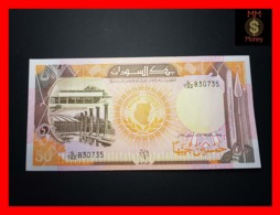 SUDAN 50 £ 1991 P. 48   UNC - Soedan