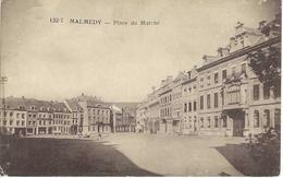 CP Malmedy - Place Du Marché - Malmedy