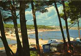 MEDULIN Camping Tentes Caravanes - Croatie