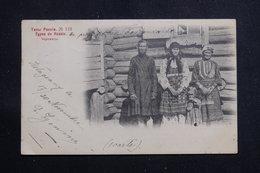 RUSSIE - Carte Postale - Types De Russie , Voyagé En 1901 - L 60674 - Russia