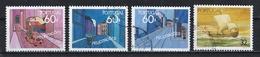 Portugal 1990 : Timbres Yvert & Tellier N° 1804 - 1805 - 1806 - 1809 - 1810 - 1811 - 1812 - 1813 - 1814 Et 1815 Oblit. - 1910-... République