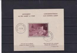 Blok 8 - Blocks & Sheetlets 1924-1960