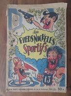 PELLOS- CORRALD: LES PIEDS NICKELÉS SPORTIFS (n°13)- Première édition: 11/1949 - Riviste E Periodici