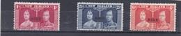 Niue YV 59/1 Neuf Avec Trace De Charnière 1937  Couronnement De Georges VI - Niue