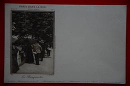 PARIS DANS LA RUE Quai Conti  N°3 Série A Les Bouquinistes E HELLE - Artigianato Di Parigi