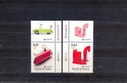 SLOVENIA - MNH - EUROPA CEPT 2015. - MI.NO.1154/5 - CV = 3,2 € - Europa-CEPT