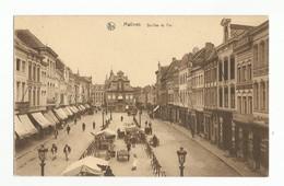 Mechelen Bailles De Fer Oude Postkaart Geanimeerd Malines Carte Postale Ancienne Animée - Malines