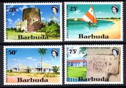 BARBUDA - 1971 TOURISM SET (4V) FINE MNH ** SG 94-97 - Barbuda (...-1981)