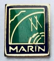 MARIN MOUNTAIN BIKES  - VELO - CYCLISTE  - CYCLISME - PETIT CARRE -      ( 25) - Wielrennen