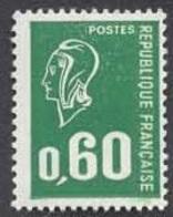 France N°1814 Neuf ** 1974 - Francia
