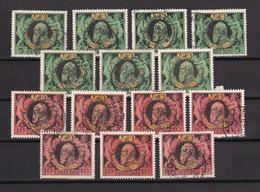 Bayern - 1911 - Michel Nr. 92/93 - Gest./Ungebr. - Bavière