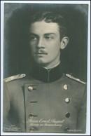 N8511/ Prinz Ernst August Zu Braunschweig Foto AK Ca.1912 - Königshäuser