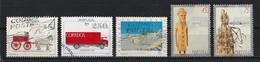Portugal 1994 : Timbres Yvert & Tellier N° 2022 - 2026 - 2030 - 2035 - 2036 - 2039 Et 2040 Oblitérés. - 1910-... République