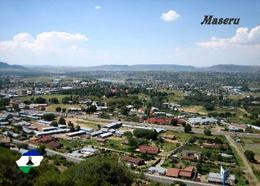 Lesotho Maseru Aerial View New Postcard - Lesotho