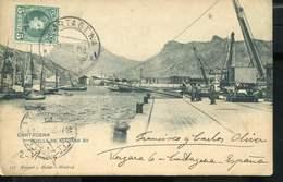 SPAIN 1904 CARTAGENA VINTAGE  TCV POSTCARD - Murcia