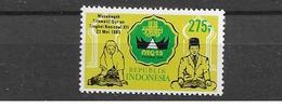 1983 MNH Indonesia, Michel 1097 Postfris** - Islam