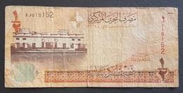 FD0513 - Bahrain 1/2 Dinar Banknote 2007 Race Formula 1 - Bahrein