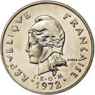 Monnaie, Nouvelle-Calédonie, 10 Francs, 1972, Paris, SPL, Nickel, KM:11 - New Caledonia