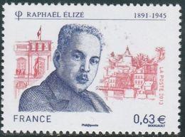 """FR YT 4724 """" Raphaël Elizé"""" 2013 Neuf** - Nuovi"""