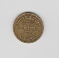 Penning-jeton-token Van Duijnen Automaten Weesp (NL) - Netherland