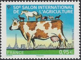 "FR YT 4729 "" Salon De L'agriculture "" 2013 Neuf** - Nuovi"