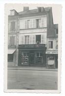 3673 Photographie Photo Magasin Boutique A La Gerbe D'Or Bijouterie Horlogerie CORNE Beuzeville Rue De Verdun Année 50 ? - Plaatsen