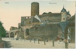 Mayen 1905; Genovefaburg - Nicht Gelaufen. (Reinicke & Rubin - Magdeburg) - Mayen