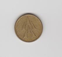 Penning-jeton-token 6 Punten-pijlen - Netherland