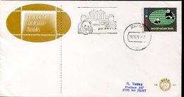 54492 Nederland,  Fdc 1984  Natr Fonds,  Panda  WWF, Zeist - Brieven En Documenten