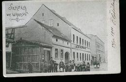 WARZESN POLOGNE 1900 - Pologne