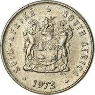 Monnaie, Afrique Du Sud, 5 Cents, 1973, TTB, Nickel, KM:84 - South Africa
