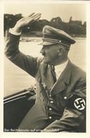 - GUERRE 1939/1945 -  1 Carte Postale D'Adolphe HITLER        ' 2 Scans ' - 1939-45
