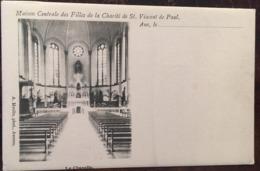 Ans, Maison Centrale Des Filles De La Charité St Vincent De Paul, La Chapelle, éd Meslin Anvers (Belgique), Religion - Ans