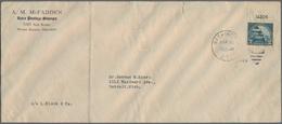 Vereinigte Staaten Von Amerika: 1923. $2.00 Capitol (Scott 572) With Plate No. 14306 At Top, Tied By - Vereinigte Staaten