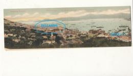 CHINE )) HONGKONG   Panorama  / Carte Quaduple - Chine (Hong Kong)