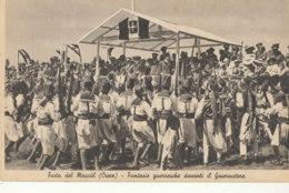 ERYTHREE )) FESTA DEL MASCAL  Fantasie Guerresche Davanti Il Gouvernatore - Eritrea