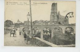 VAOUR - ALBI - Viaduc Et Cathédrale - Albi