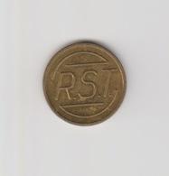Penning-jeton-token RST Penning Munt - Netherland